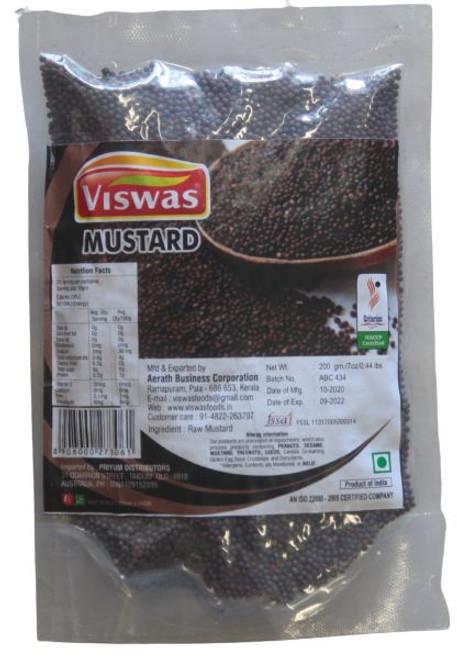 VISWAS MUSTARD SEEDS 200G