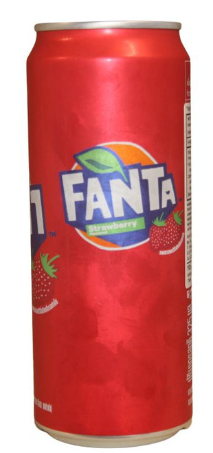 FANTA STRAWBERRY 325ML