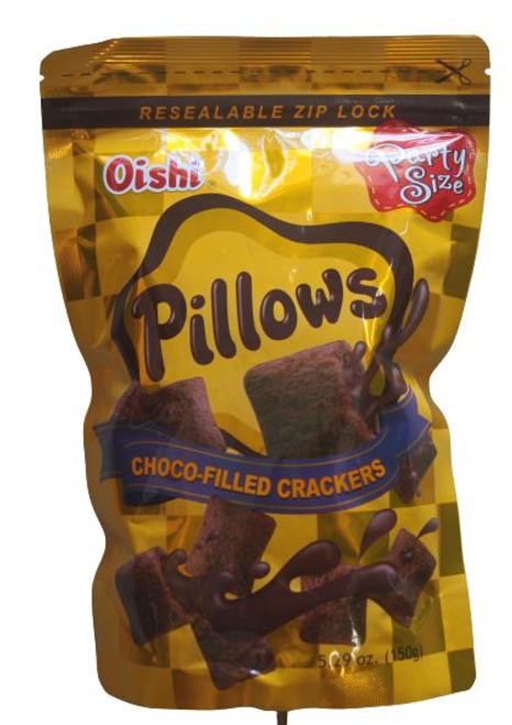 OISHI CHOCOLATE PILLOWS 150G