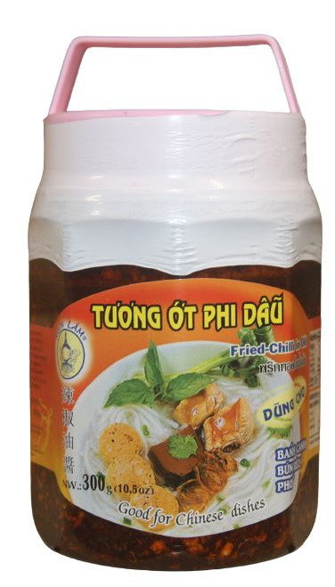 NGON LAM FRIED CHILLI IN OIL 300G