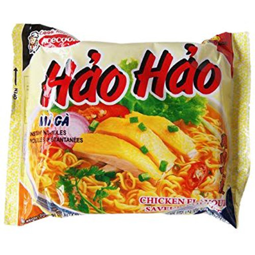 HAO HAO CHICKEN NOODLE 75Gx30 (BOX)