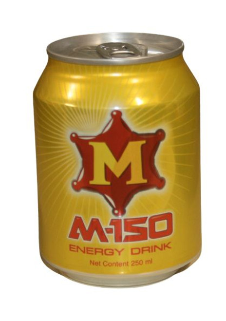 M-150 ENERGY DRINK CAN 250ML