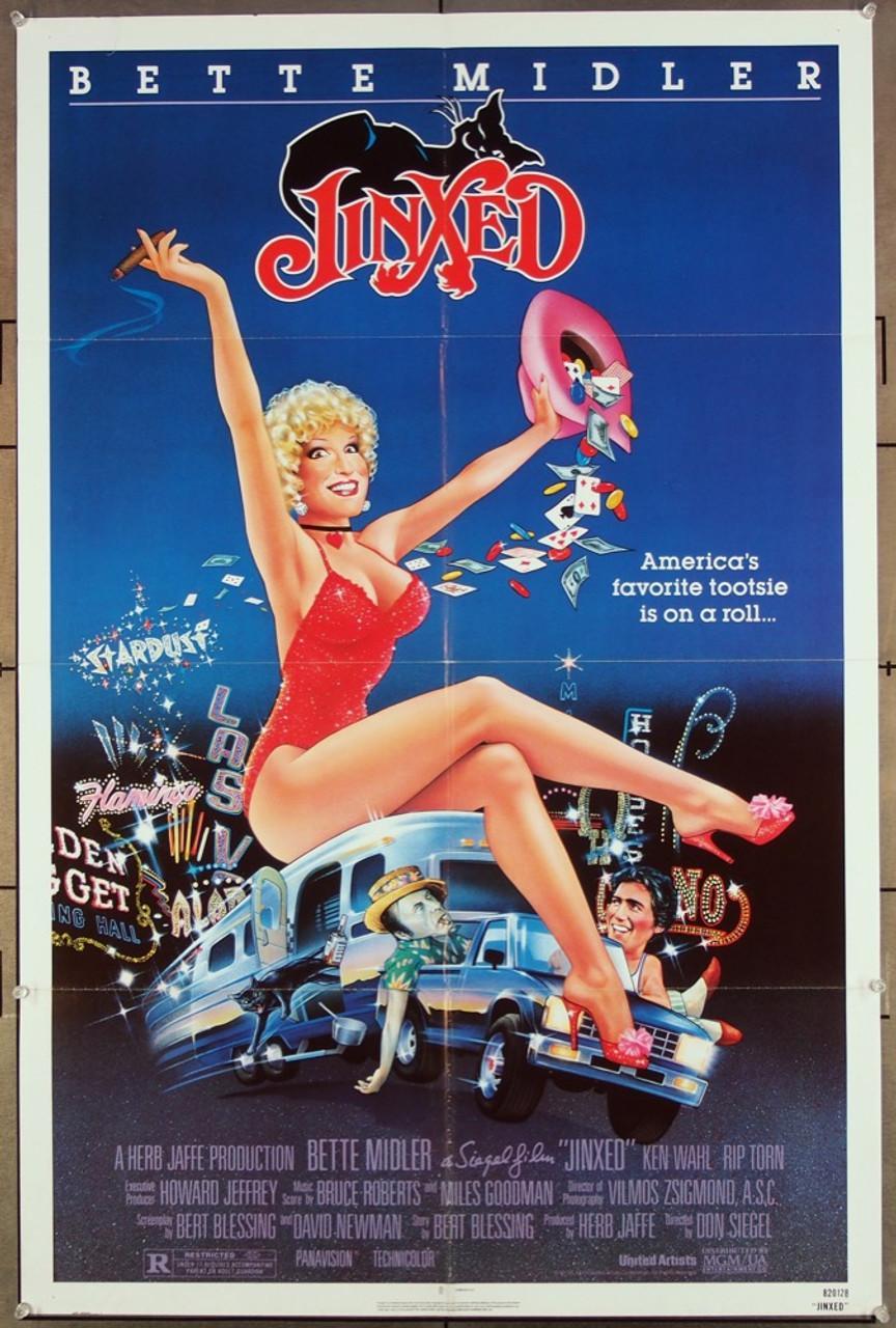 jinxed! 1982