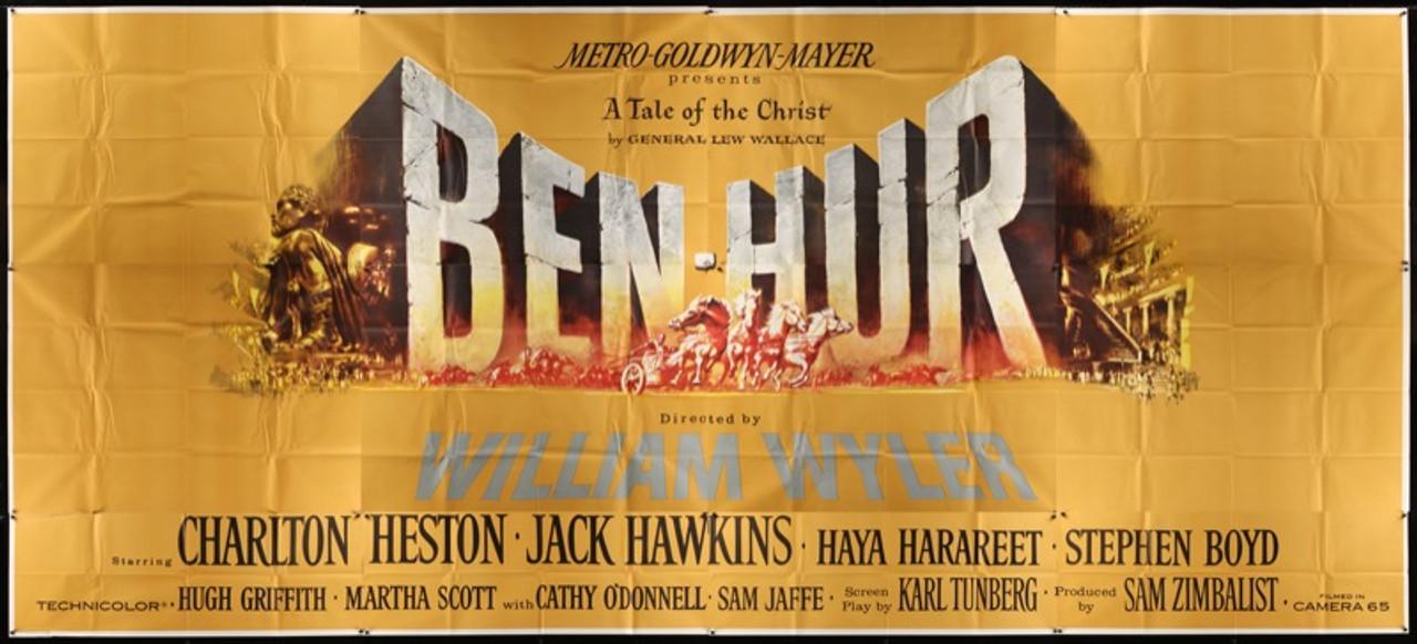 Benhur poster