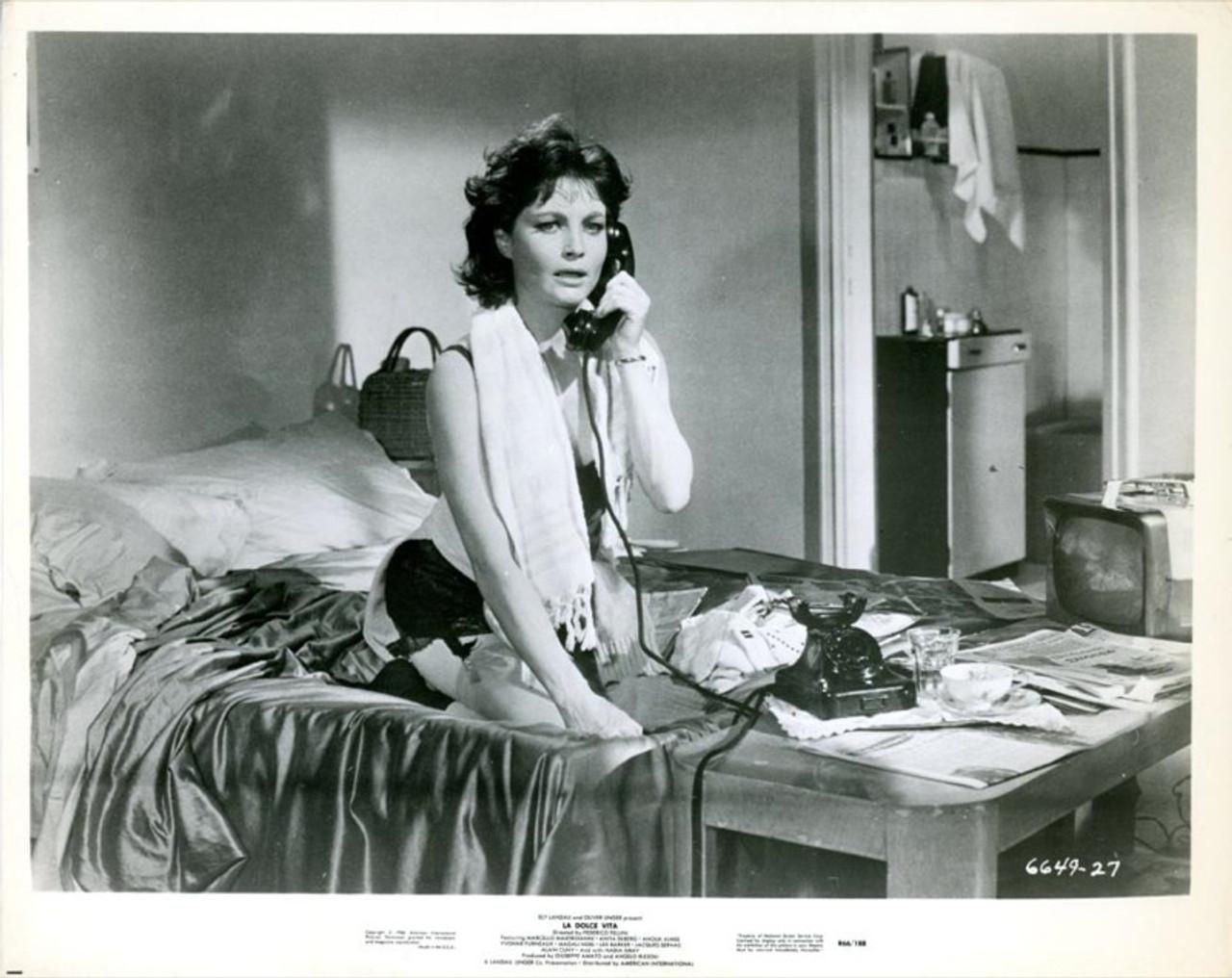 PEPLUM TV: Anita Ekberg - From PEPLUM to Fellini
