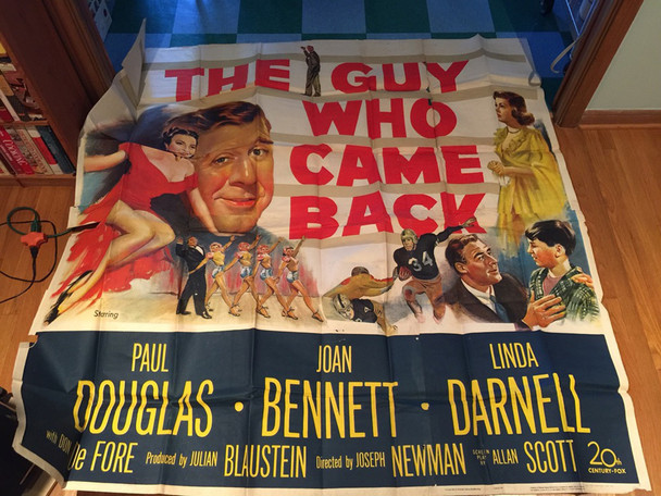 GUY WHO CAME BACK, THE (1951) 14480