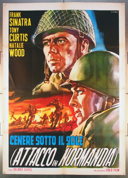 ITALIAN CONNECTION, THE (1972) 26786 Original Italian First Release 39x55 Poster   Folded   Very Good Plus to Fine Condition