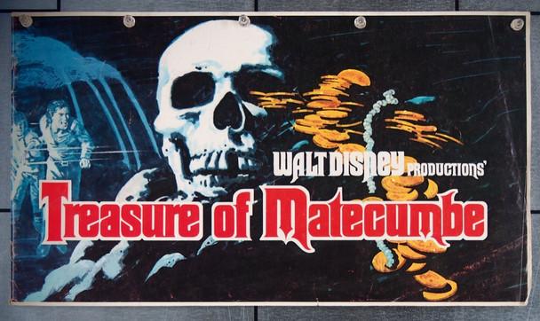 TREASURE OF MATECUMBE (1976) 27048 Walt Disney Company Original Pressbook (10x18)  Very Good Condition
