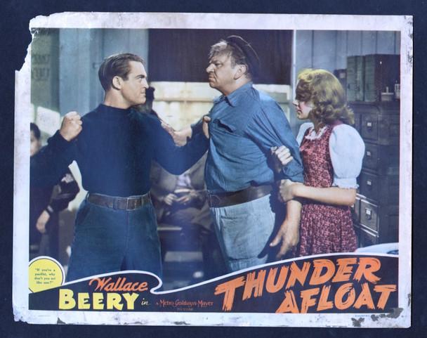 THUNDER AFLOAT (1939) 15327