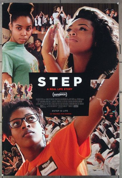 STEP (2017) 26957 An original Fox Searchlight Pictures 2017 Release One Sheet Poster (27x40) Directed by Amanda Lipitz