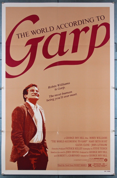 WORLD ACCORDING TO GARP, THE (1982) 27385 Original Warners Brothers 1982 Release One Sheet Poster (27x41)