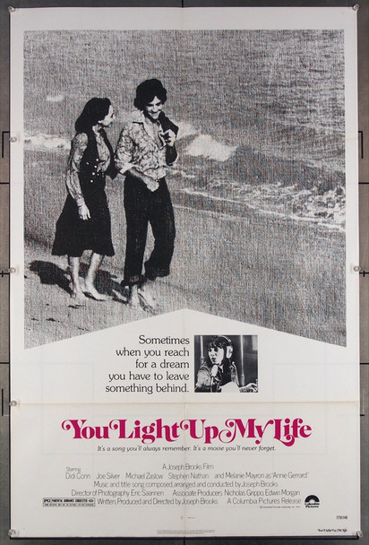 YOU LIGHT UP MY LIFE (1977) 27387 Original Columbia Release One Sheet Poster (27x41)