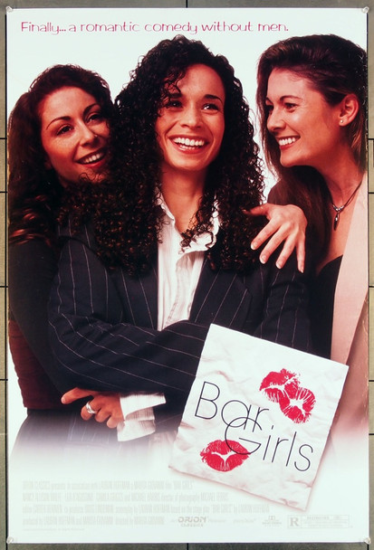 BAR GIRLS (1994) 26387 An Orion Classics 1994 Original One Sheet Poster (27x41) Directed by Marita Giovanni