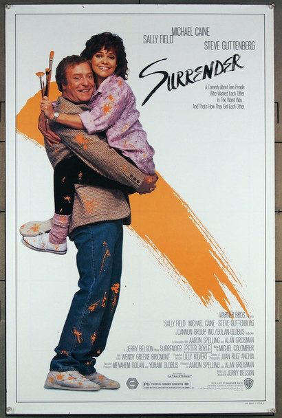 SURRENDER (1987) 26437 Warner Brothers Original One-Sheet Poster (27x41)  Rolled  Very Fine Condition