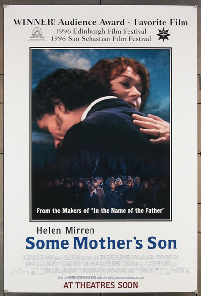 SOME MOTHER'S SON (1996) 26434 Original Columbia Pictures One Sheet Poster (27x41).  Folded.  Very Fine.