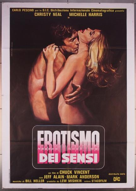 MATTER OF LOVE, A (1979) 27067 Original Italian 39x55 poster.  Folded.  Fine Plus Condition
