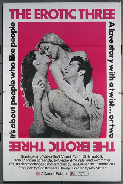 SCRATCH HARRY (1969) 10623 Cannon Original U.S. One-Sheet Poster (27x41) Folded  Very Good Plus Condition