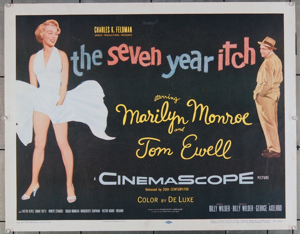 SEVEN YEAR ITCH, THE (1955) 27278
