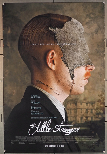 LITTLE STRANGER, THE (2018) 27906 Pathe Original U.S. One-Sheet Poster (27x40).  Rolled.  Very Fine Condition.