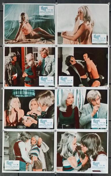 FOUR DIMENSIONS OF GRETA (1972) 4340 Original Dimension Pictures British Front-Of-House Set