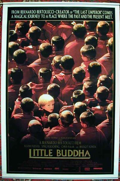 LITTLE BUDDHA (1993) 21966 Miramax Original U.S. One-Sheet Poster (27x41) Rolled  Very Fine