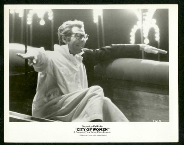 city of women (1980) 28389 Gaumont Original Silver Gelatin Print  Studio Photograph  (8x10)  Very Fine Condition