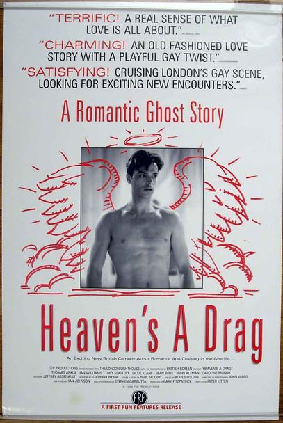 HEAVEN'S A DRAG (1994) 16454 Original U.S. 25x36 Poster