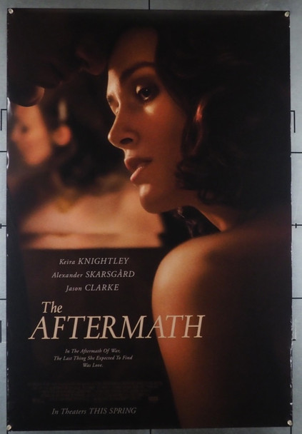 AFTERMATH, THE (2019) 28534 21st Century Fox Original One Sheet Poster  (27x40)  Fine Plus Condition