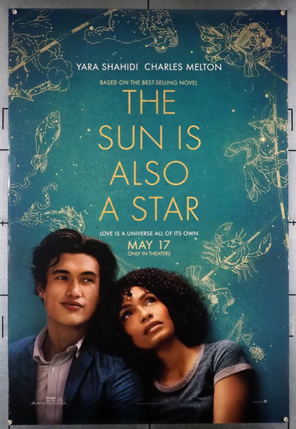 SUN IS ALSO A STAR, THE (2019) 28554 Warner Brothers Original U.S. One-Sheet Poster (27x40) Rolled  Very Fine