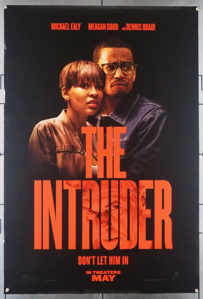 INTRUDER, THE (2019) 28548 Screen Gems Original U.S. One-Sheet Poster   Advance Style B  27x40  Rolled  Fine Plus Condition