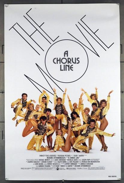 CHORUS LINE, A (1985) 376