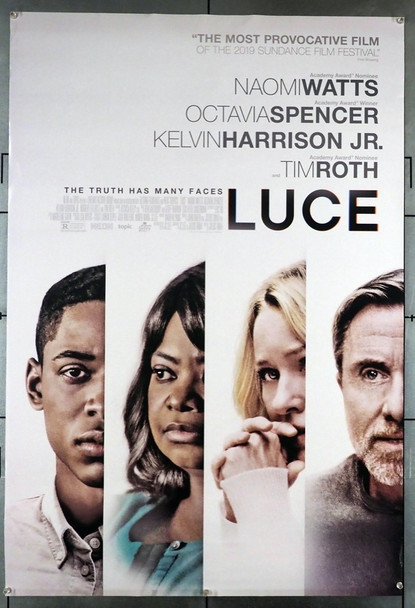 LUCE (2019) 28787 Original U.S. One-Sheet Poster (27x40)  Rolled  Very Fine Condition