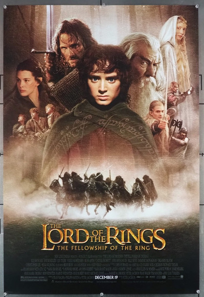 LOTR: THE FELLOWSHIP OF THE RING (2001) 29051