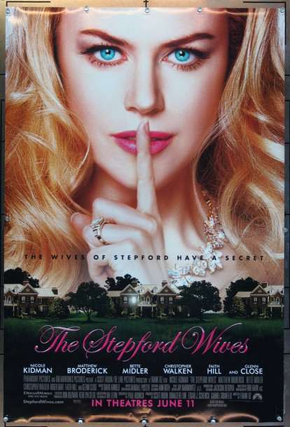 STEPFORD WIVES, THE (2004) 26018 Original U.S. One-Sheet Poster (27x40) Double-Sided  Rolled  Fine Plus