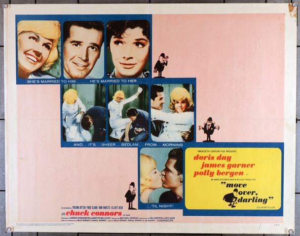 MOVE OVER, DARLING (1963) 6711
