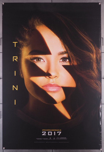 POWER RANGERS (2017) 29472  Movie Poster  27x40 Rolled  Character Advance One-Sheet   Becky G as Trini Original U.S. One-Sheet Poster (27x40) Rolled Double Sided  Character Advance  Becky G as Trini
