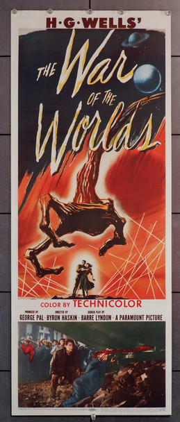 WAR OF THE WORLDS, THE (1953) 29629