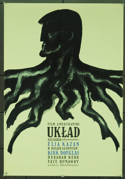 ARRANGEMENT, THE (1969) 1136 Original Polish Poster (23x33). Very Fine.