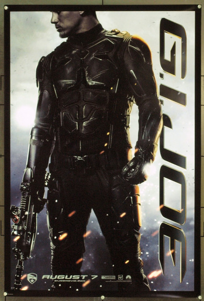 G.I. JOE: THE RISE OF COBRA (2009) 20731 Original Paramount Pictures Advance Style A One Sheet Poster (27x41). Rolled. Very Fine To Near Mint.