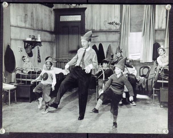 ROBIN AND THE 7 HOODS (1964) 21311 Original Warner Brothers Oversized B&W Gelatin Silver Prints (10x13). Very Fine.