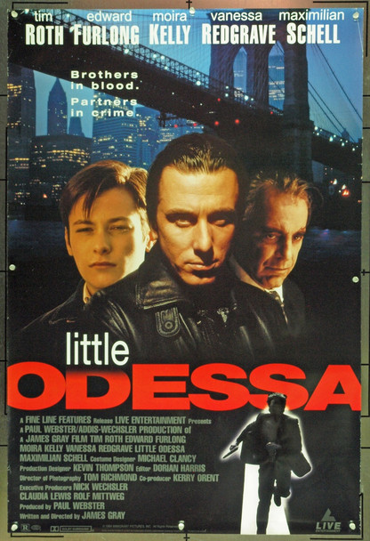 LITTLE ODESSA  (1994) 21695 Original Fine Line Features One Sheet Poster (27x41). Rolled. Very Fine.