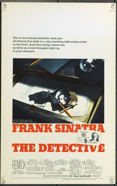 DETECTIVE, THE (1968) 21846 Original 20th Century-Fox Window Card (14x22). Very Fine.