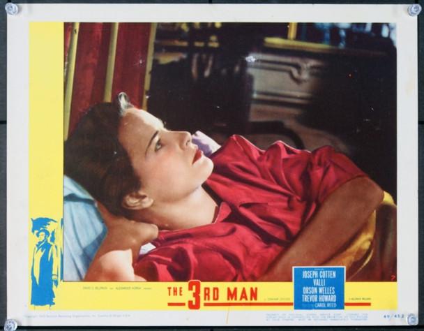 THIRD MAN, THE (1949) 9268 Original Selznick Releasing Organization Scene Lobby Card (11x14).  Very Fine Plus.