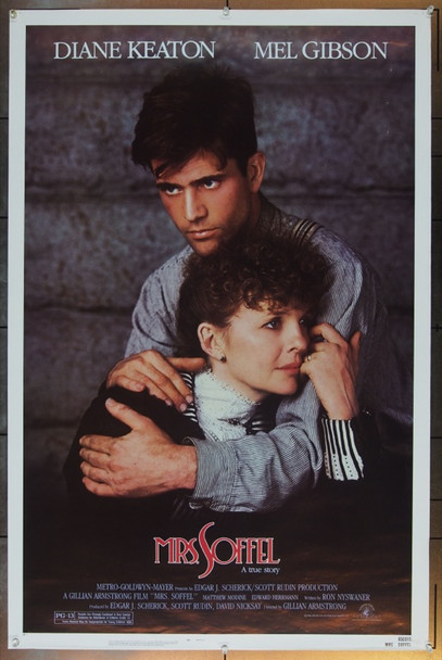 MRS. SOFFEL (1985) 77 MGM/UA One Sheet Poster   27x41   Rolled   Fine Plus Condition