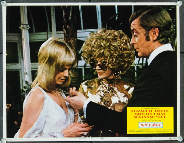 ZEE AND CO. (1971) 22436 Columbia Pictures Original Lobby Card   11x14  Very Fine Condition