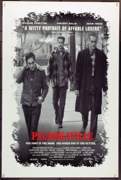 PALOOKAVILLE (1995) 22007 Original Samuel Goldwyn Company One Sheet Poster (27x41).  Unfolded.  Very Fine.