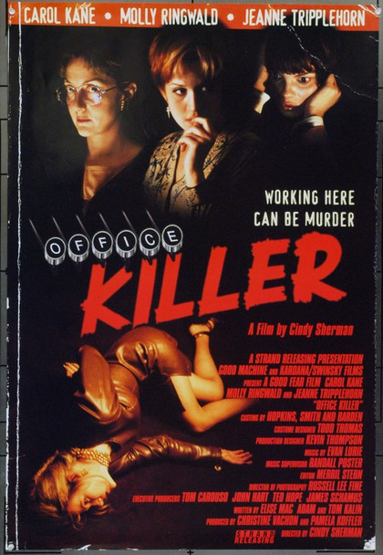OFFICE KILLER (1997) 22005 Original Miramax Films One Sheet Poster (27x41).  Unfolded.  Good Condition
