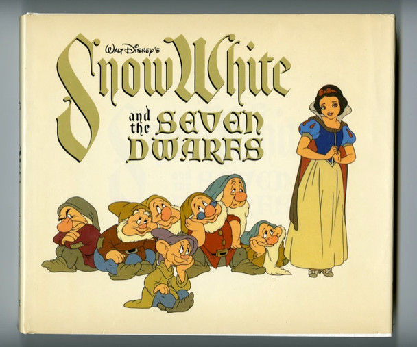 SNOW WHITE AND THE SEVEN DWARFS (1937) 25349 SNOW WHITE AND THE SEVEN DWARFS  Book Published by Viking 1979