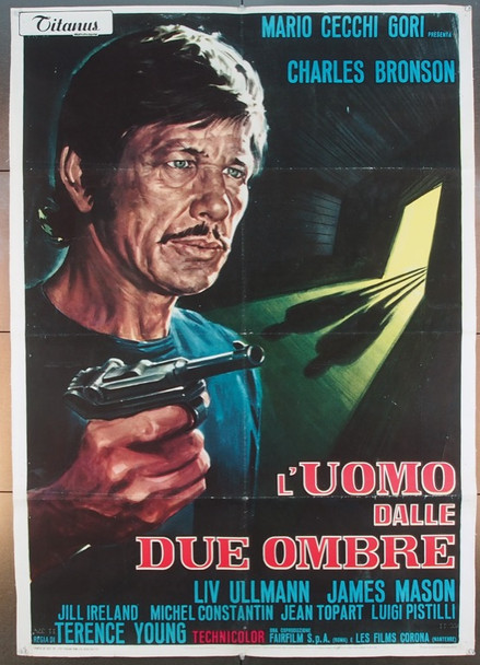 LA PART DES COPAINS, DE (1970) 14318 Original Italian 2 Fogli Poster (39x55).  Linen-Backed.  Very Good Condition.