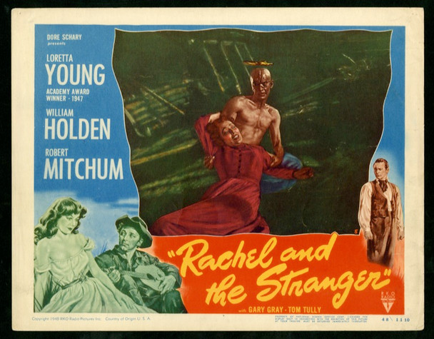 RACHEL AND THE STRANGER (1948) 25672